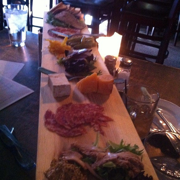 House Charcuterie Board - Scottish Arms, St. Louis, MO
