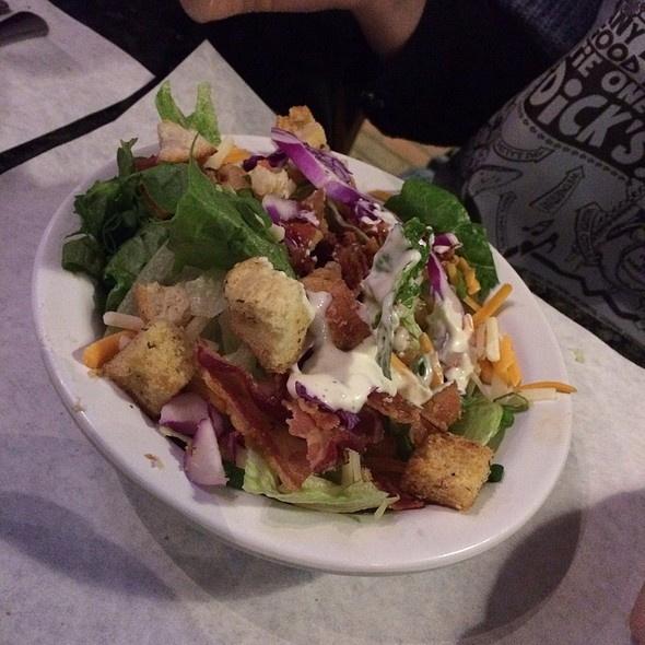 Salad - Dick's Last Resort - Boston, Boston, MA