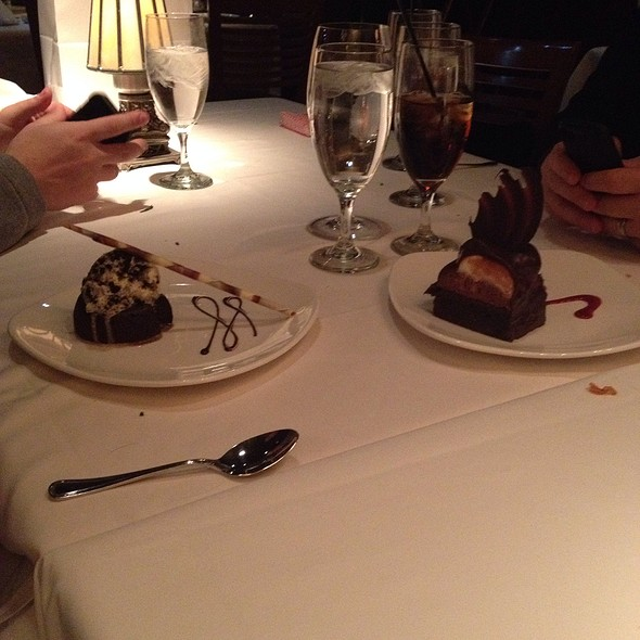 Chocolate - The Chop House - Ann Arbor, Ann Arbor, MI