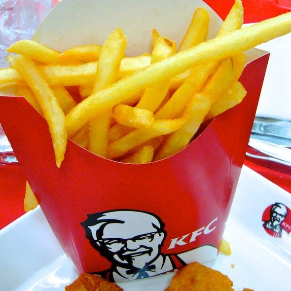 French Fries @ KFC (Thailand)