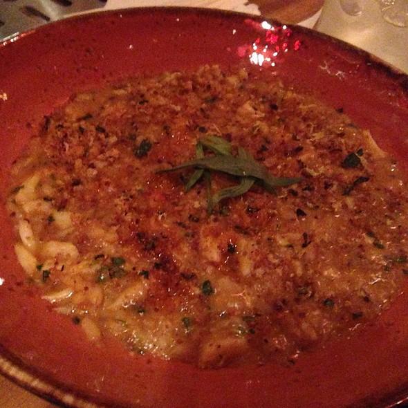 Crab risotto @ Gato