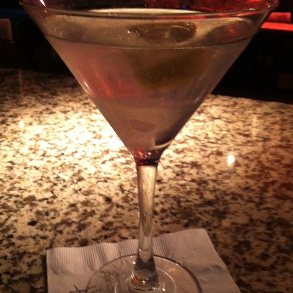 Dry Martini @ South City Kitchen
