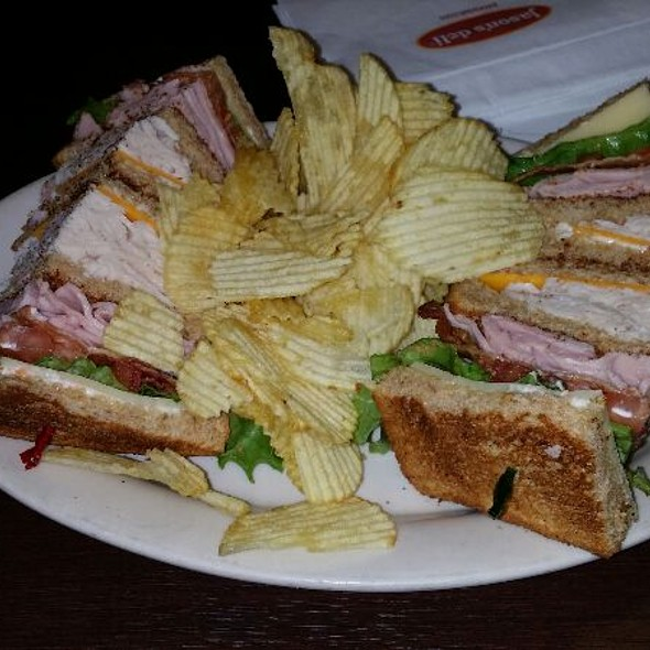 Deli Club Sandwich @ Jason's Deli