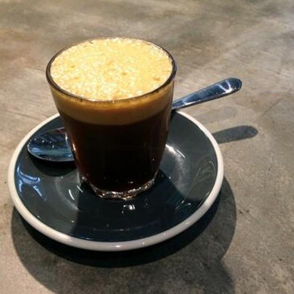 Shakerato @ Paramount Coffee Project