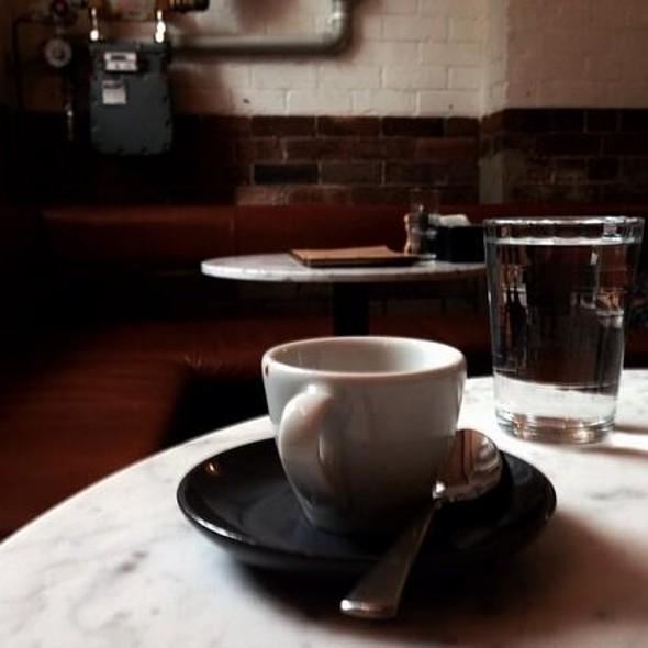 Espresso @ Three Williams