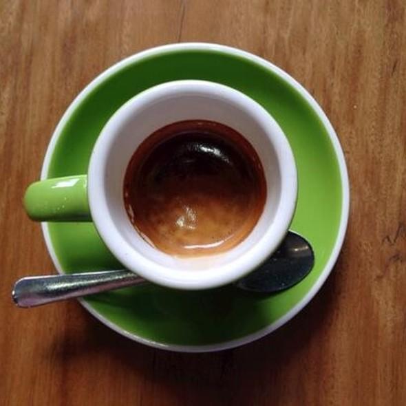 Espresso @ Peaberry Espresso