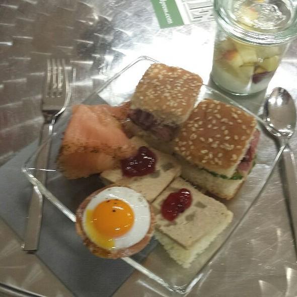 Finger Food @ Komed Im Mediapark GmbH