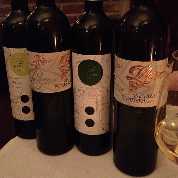 Weinverkostung @ FLAVOUR Weinbar Restaurant