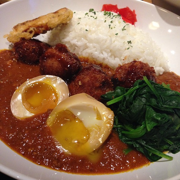 Pork katsu curry @ Fujiyoshi Ramen