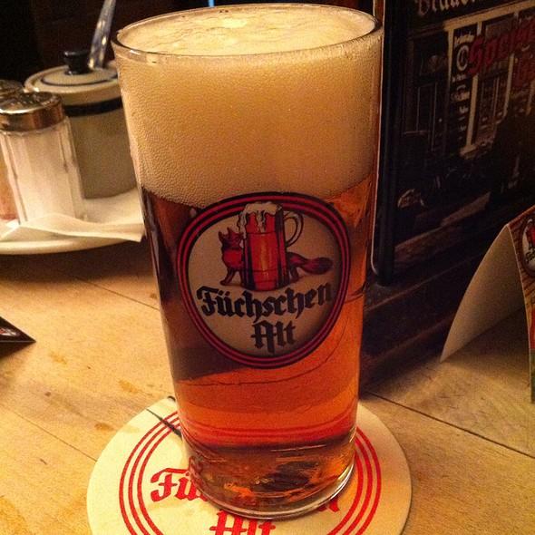 Füchschen Alt @ Brauerei im Füchschen