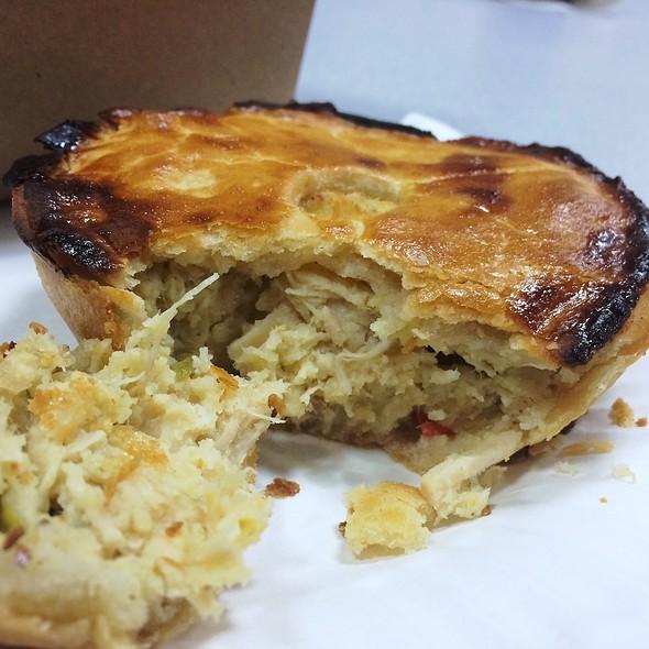 Chicken & Cornbread Pot Pie @ Pie Hole