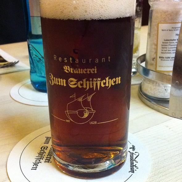 Frankenheim Alt @ Restaurant Schiffchen, Brauerei Zum Schiffchen