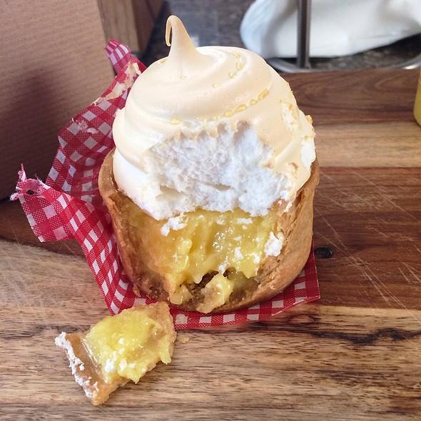 Lemon Meringue Pie @ Monrovia Farmer's Market