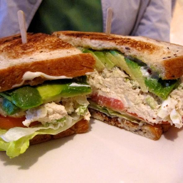 Tuna Sandwich @ Tyler's Burgers