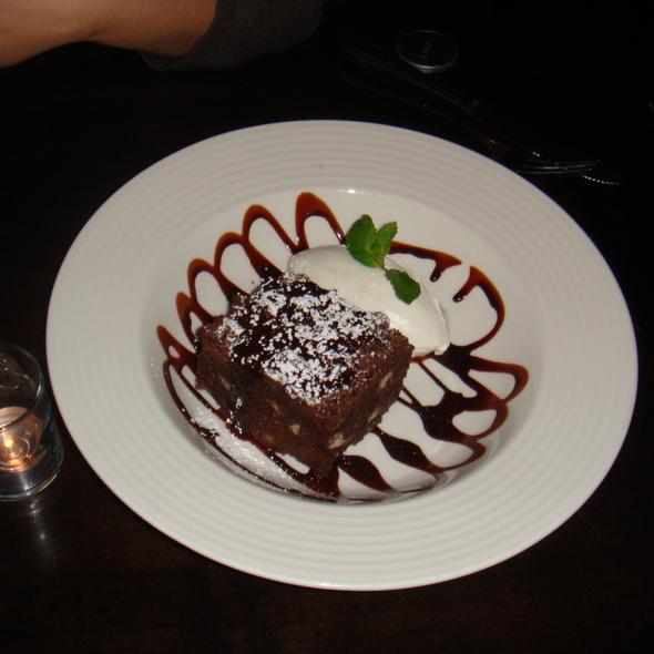 Bread Pudding - Sonsie - Boston, Boston, MA