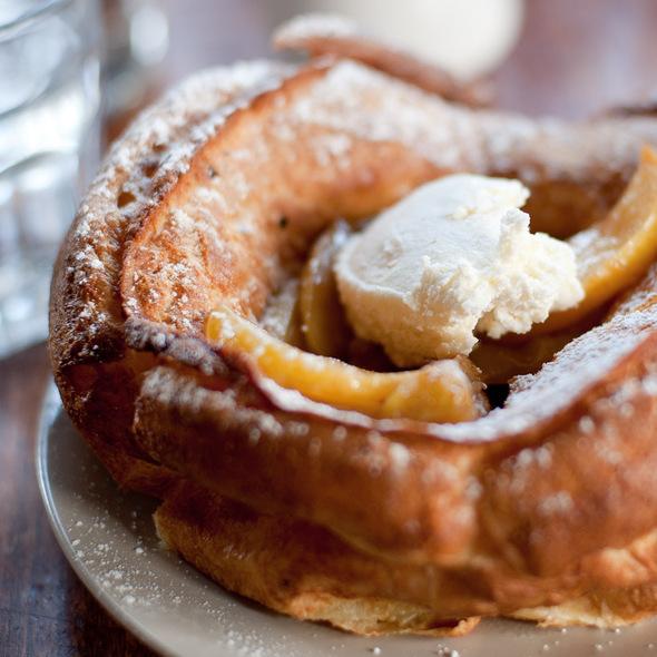 Sweet Dutch Pancake @ Outerlands