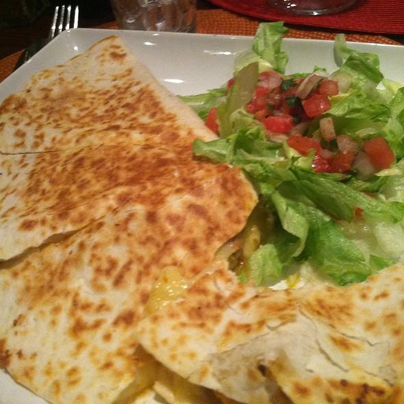 Chicken Quesadilla - La Malinche, Sarasota, FL