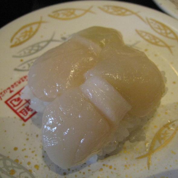 Sushi @ Mawaru Ganso Sushi