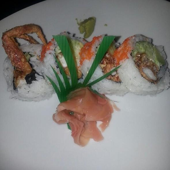 Softed Shell Crab Maki - Hachi's Kitchen, Chicago, IL