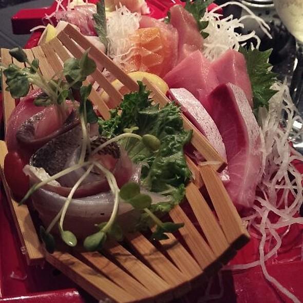 Sashimi Boat @ Wild Sushi