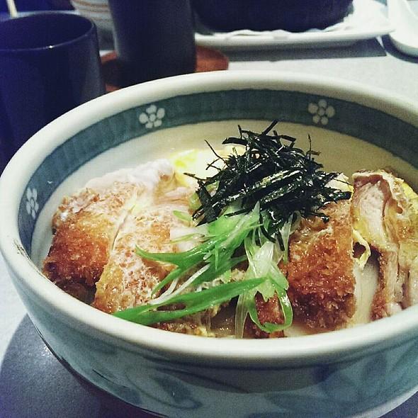 Katsudon @ Le Cafe Michi