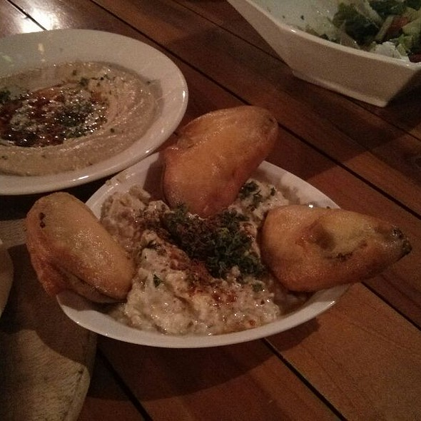 Babaganoush @ Mama Dolores Old Times Pizza