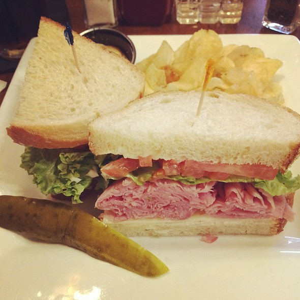 Deli Sandwich @ Annie Bailey's Irish Pub
