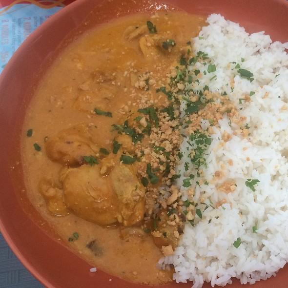 Chicken Curry @ Umami