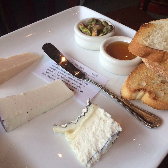Artisinal Cheese Plate - Iron Hill Brewery - Lancaster, Lancaster, PA