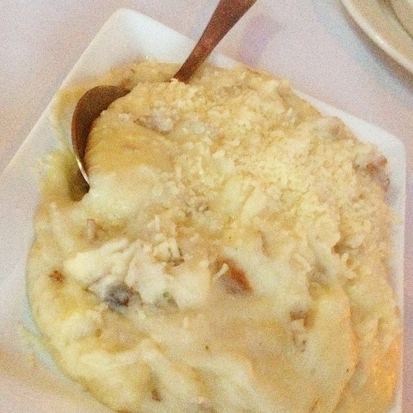 Mascarpone Mashed Potatoes - LG's Prime Steakhouse - Palm Springs, Palm Springs, CA