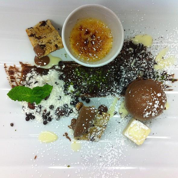 Schokoladenvariation