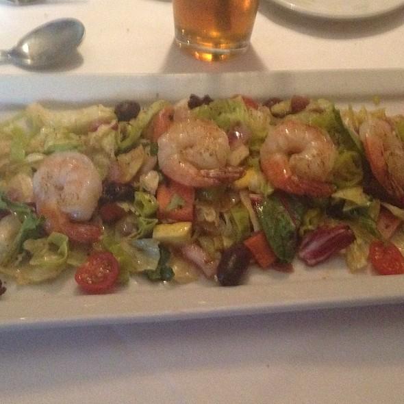 Grilled Shrimp Salad @ Biaggi's Ristorante Italiano