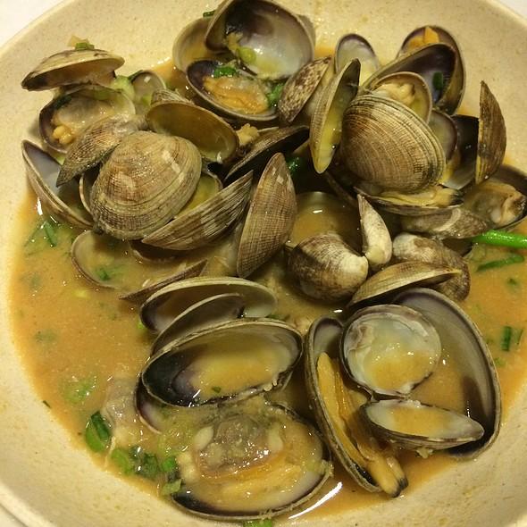 Miso Sake Clams - Karai Crab, Honolulu, HI