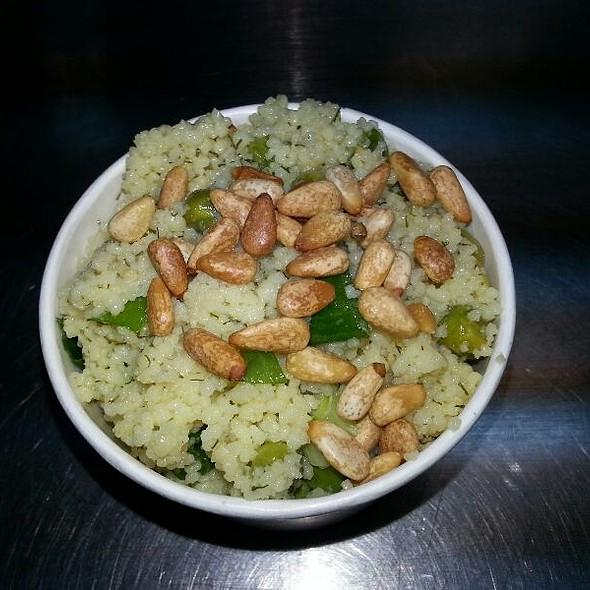 Couscous Salad @ Savourie Streets Food Truck