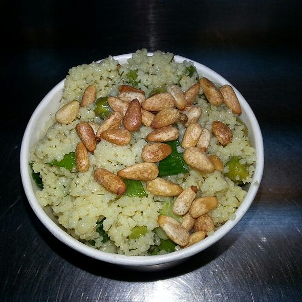 Couscous Salad @ Savourie Streets Food Truck