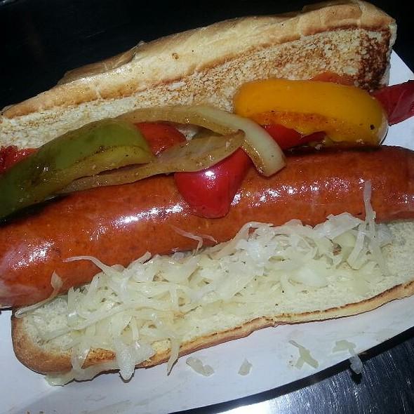 Polish Sausage Hoagie @ Savourie Streets Food Truck