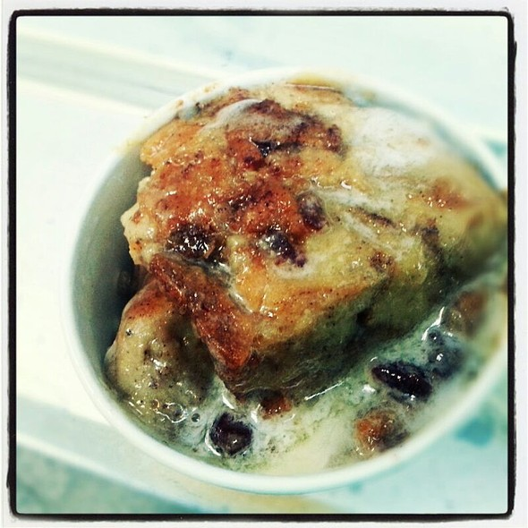 Bread Pudding @ Savourie Streets Food Truck