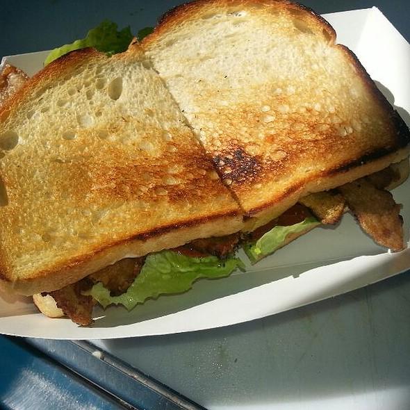 Pork Belly B.L.T. @ Savourie Streets Food Truck