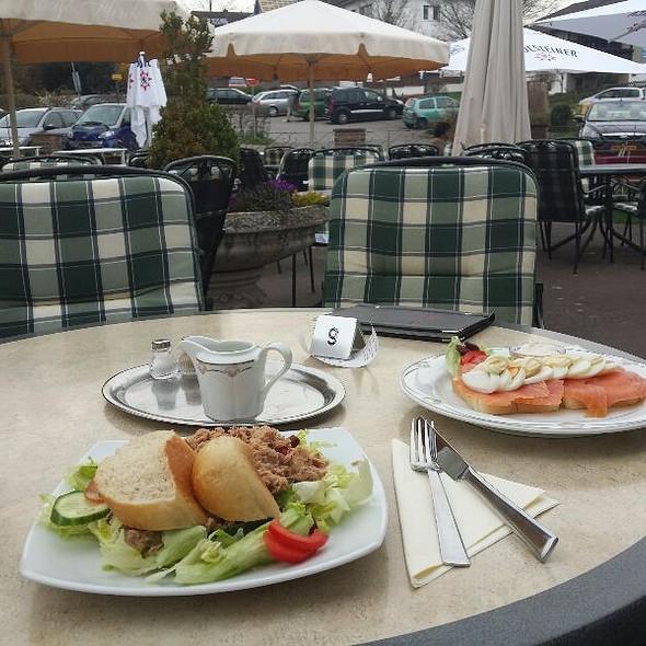 Salatteller @ Cafe Flink