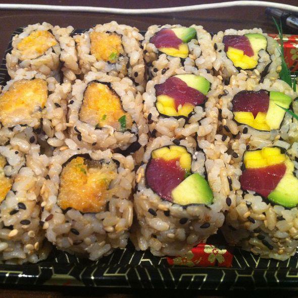 Sushi @ ABI Sushi