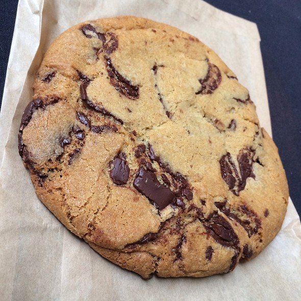 chocolate chip cookie @ Spruce