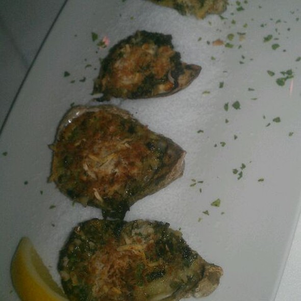 Oyster's Rockafeller - 801 Fish - Leawood, Leawood, KS