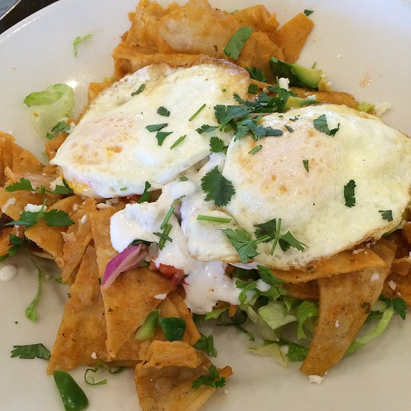 Chilaquiles - Daily Grill - Irvine, Irvine, CA