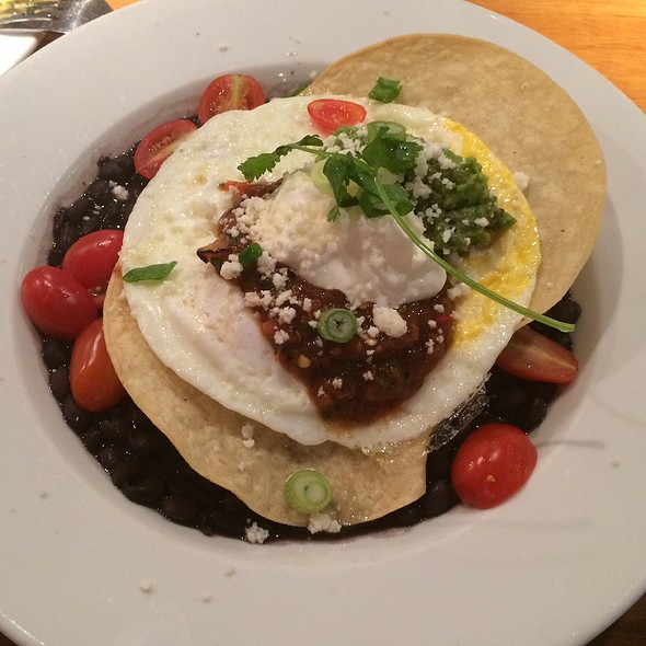 Huevos rancheros - Local Kitchen & Wine Merchant, San Francisco, CA