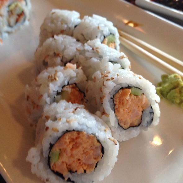 Fiery Shrimp Roll  - Kona Grill - Tampa, Tampa, FL