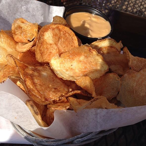 Housemade Chips @ Llywelyn's Pub