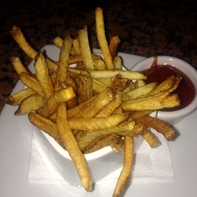Fries - Bottomzup Bar & Grill NYC, New York, NY