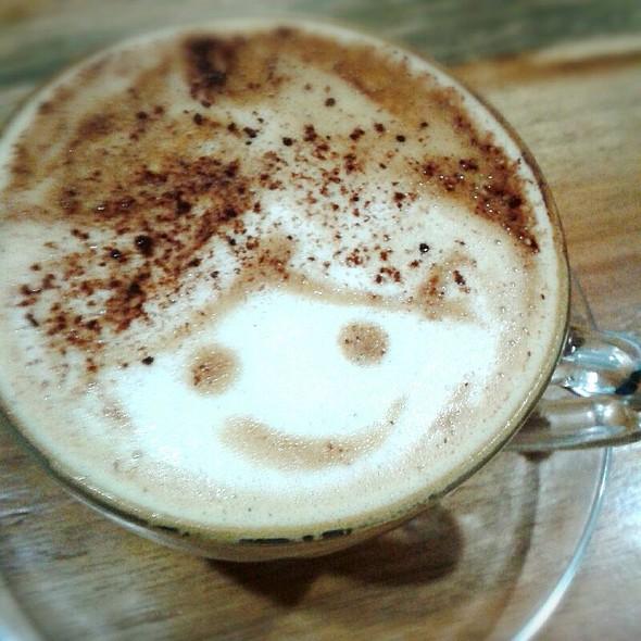 Cappuccino @ Nom Nom Nom
