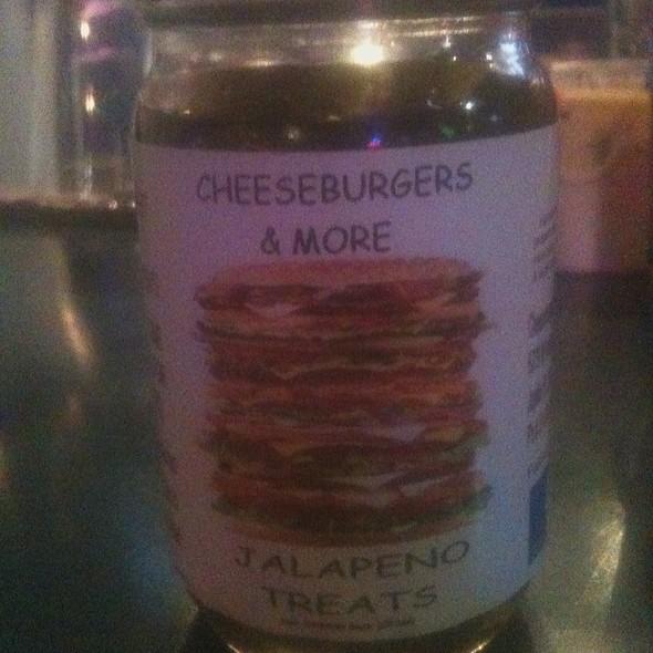 Jalapeno Treats @ Cheeseburgers And More