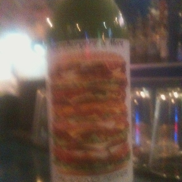 Jalapeño Hot Sauce @ Cheeseburgers And More